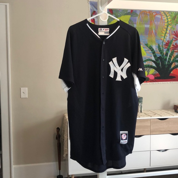 online retailer 63dfb e2772 NY YANKEES Spring training jersey